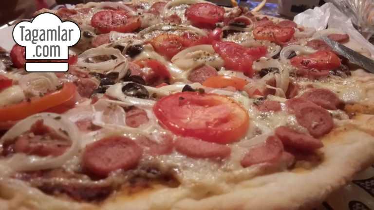 Sosiskaly pizza surat 1