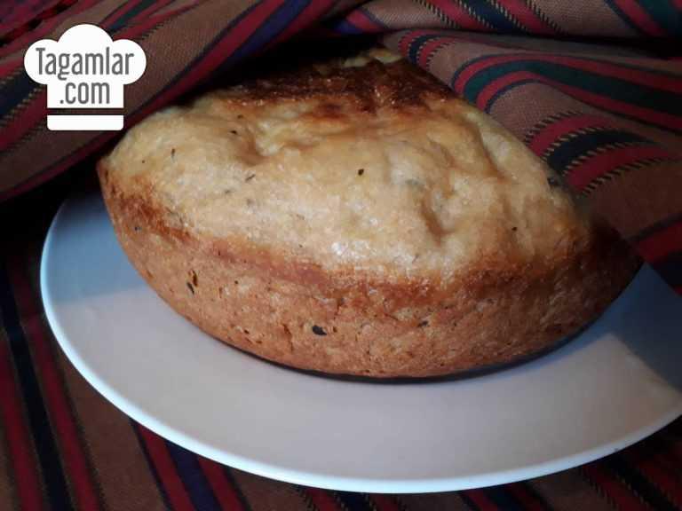 Sütli çörek multiwarkada surat 4