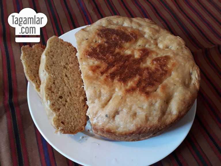 Sütli çörek multiwarkada surat 5
