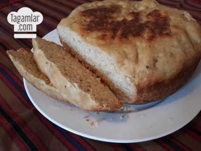 Sütli çörek multiwarkada