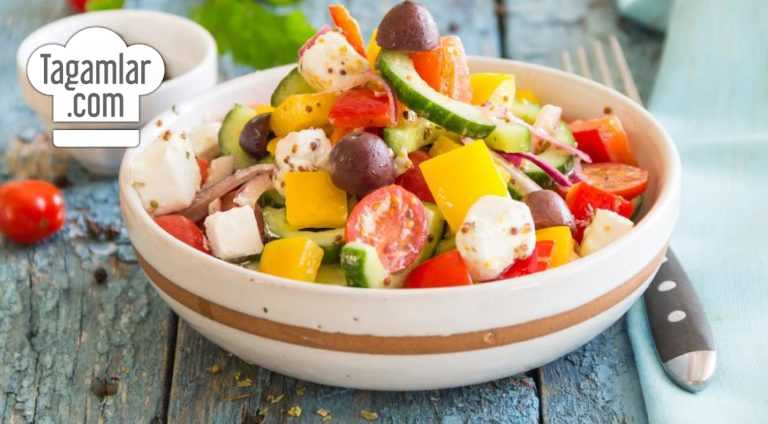 Klassiki grek salaty