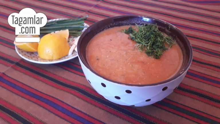 Merjimek çorbasy