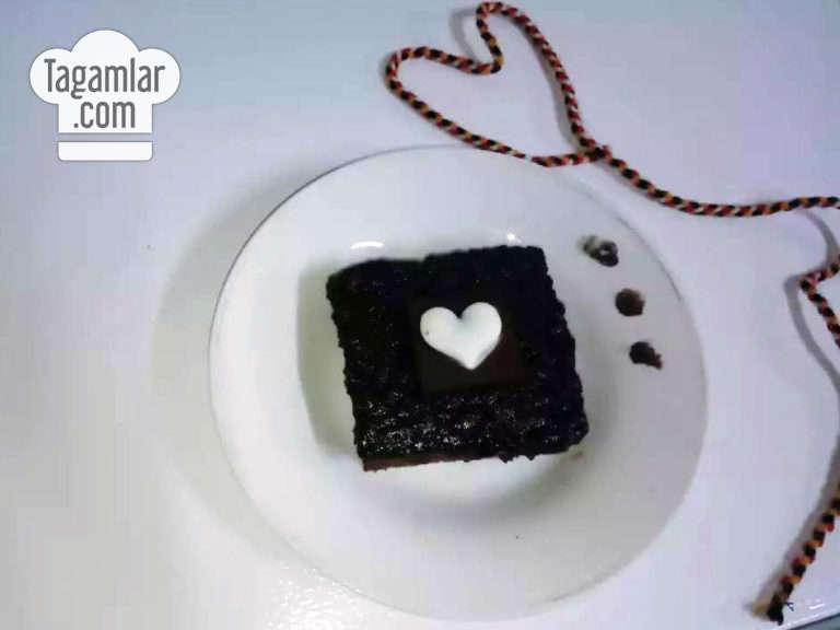 Şokoladly keks