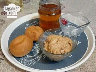Maňyz goýaltmasy (арахисовая паста)